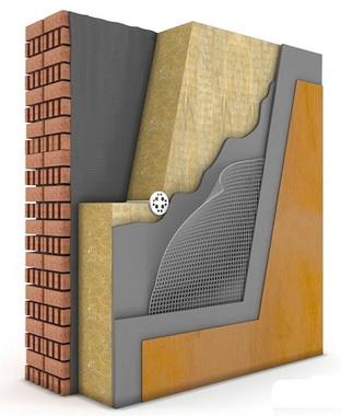 Как утеплять стену в доме - пенопластом