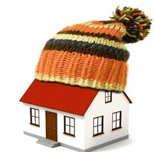 Утеплить дом можно используя специальные материалы