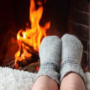 Теплый домик будет, если сделать его
