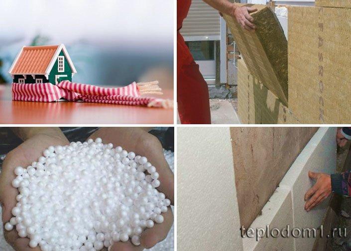 Теплоизолировать дом нужно по правилам, в соответствии с нормативом