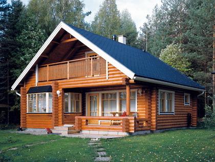 Деревянный дом можно утеплить своими руками