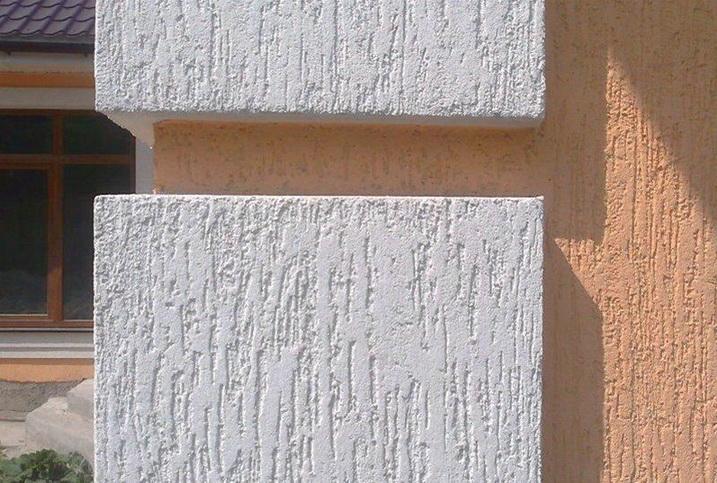 Утепленнный фасад сделанный с использование пароизоляции