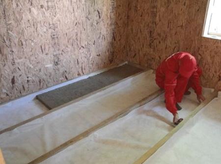 Как утеплять деревянные перекрытия и полы