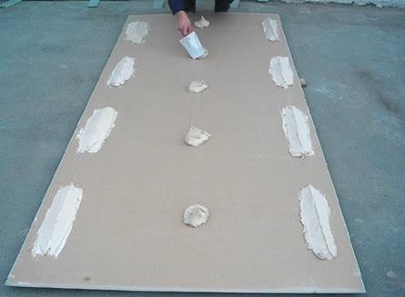 Гипсокартон для обклейки утепленных стен