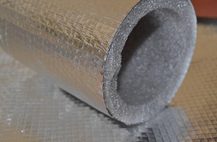 Особенные материалы для утепления из вспененного полиэтилена