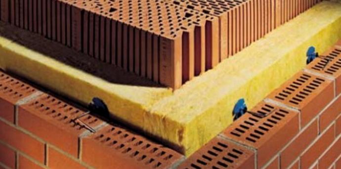 Как делается теплоизоляция стены в 3 слоя