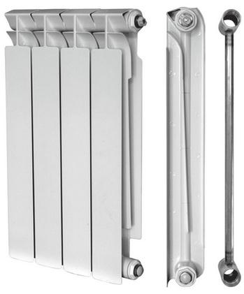 Биметаллические радиаторы надежные и долговечные