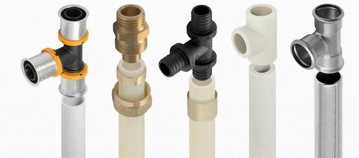 Различные трубопроводы могут применяться для попутной схемы