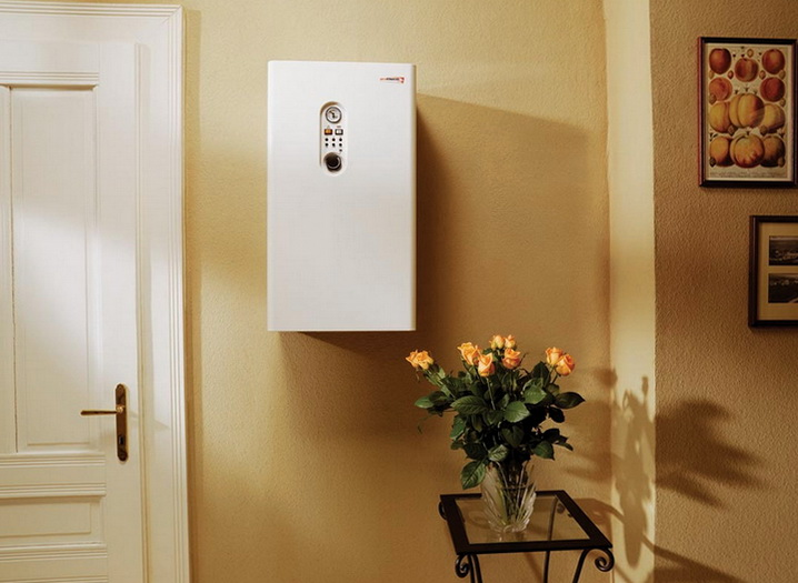 Отопление дома твердотопливным и электрическим котлом  — как сделать