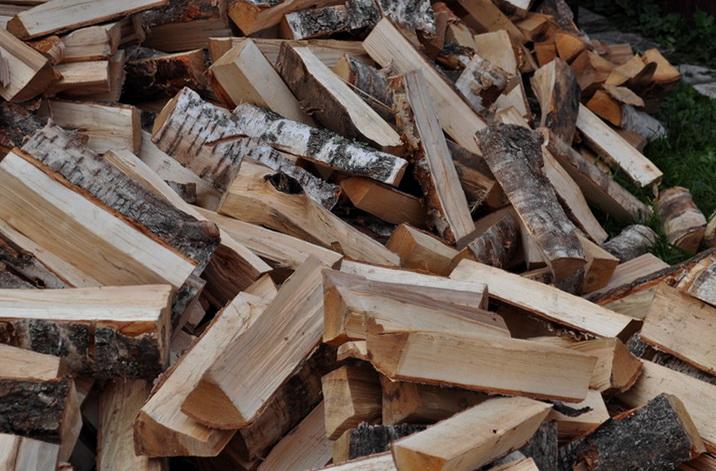 Качественные дрова для всего сезона