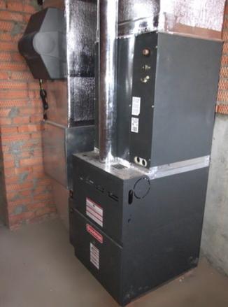 Агрегаты для воздушного отопления