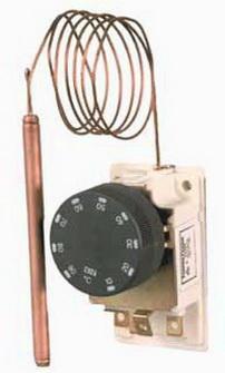 Термостат обеспечивает электрическое управление насосом