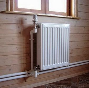 Подключение радиатора должно быть выполненно красиво