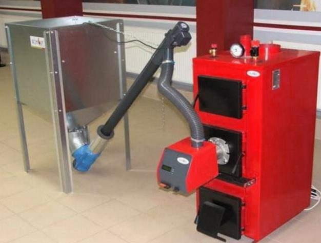 Разновидности оборудования  для отопления дома