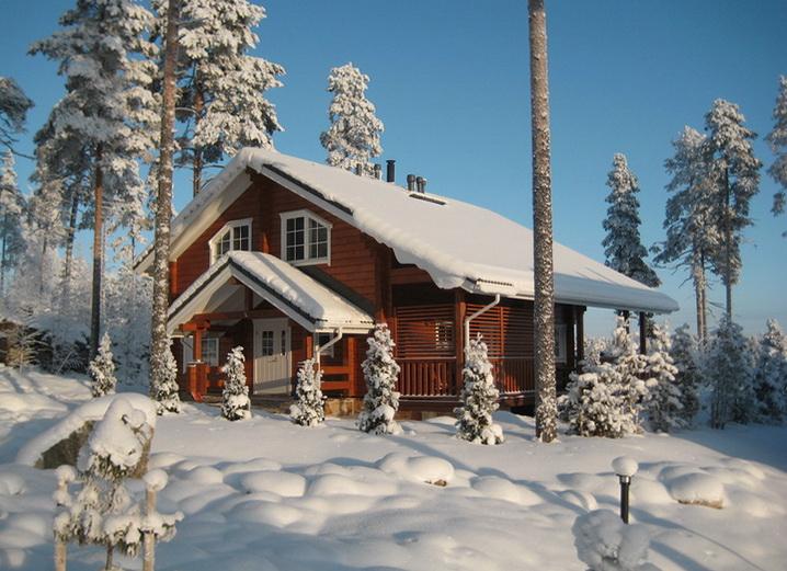 Загородный дом зимой нужно отапливать постоянно
