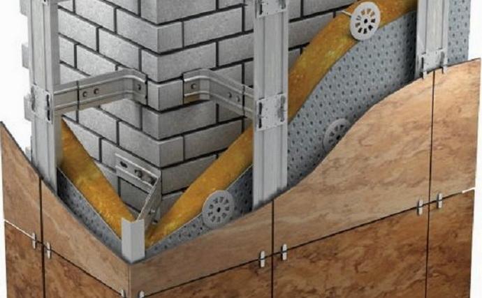 Все внимание углам - монтаж утеплителя на углах здания