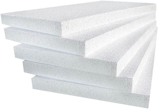 Листы пенопласта применяются для утепления изнутри