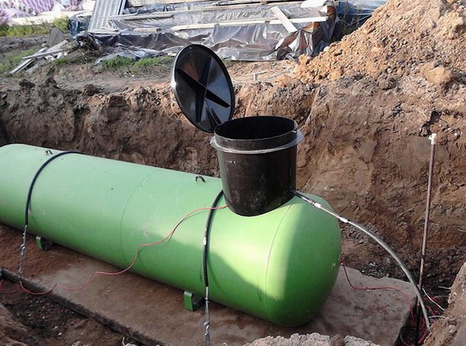 Газгольдер - высоктехнологичное оборудование дорогое