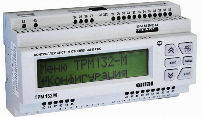 Контрооллер для управления системой отопления