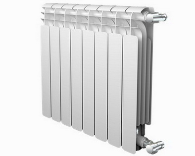Алюминиевый радиатор - подходит ко всем системам отопления