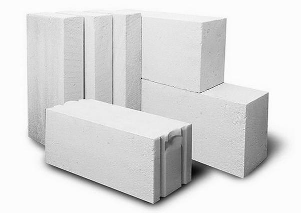 Газобетон выпускается разными блоками