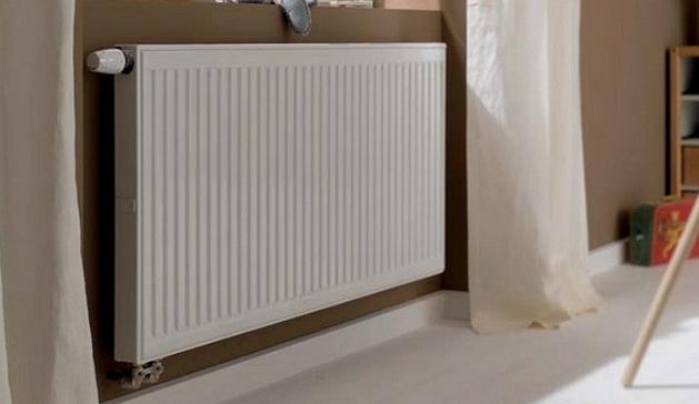 Большой радиатор для низкотемпературного режима