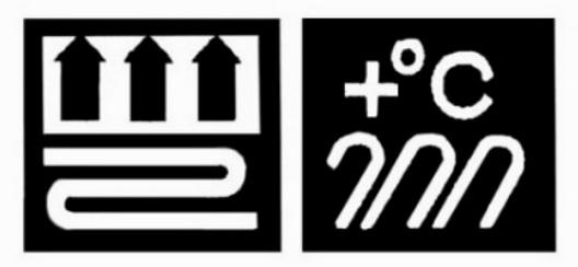 Как маркируется линолеум подходящий для нагреваемой стяжки