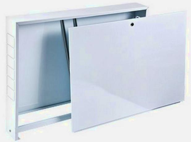 Шкаф для монтажа оборудования теплого пола