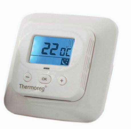 Электронный термостат работающий с выносным датчиком