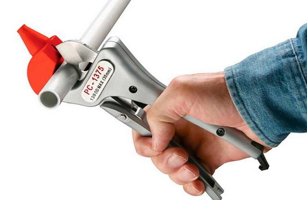 Ножницы для резки металлопластиковых труб