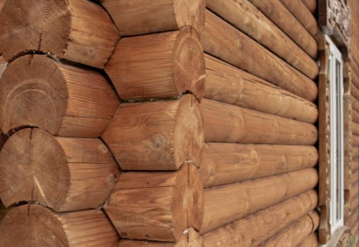 Деревянный домик нуждается в утеплении