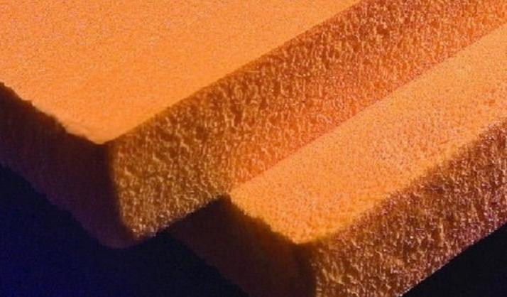 Экструдированный пенополистирол с особенными свойствами