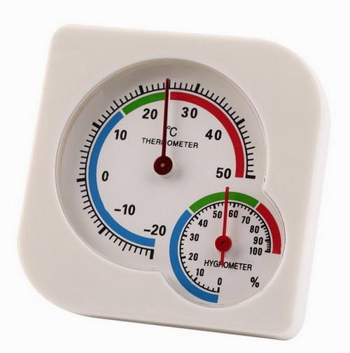 Гигрометр укажет на потери тепла
