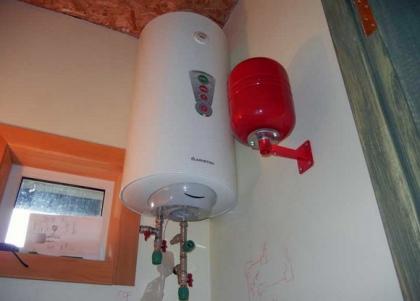 Как установить, подключить электрический бойлер (водонагреватель)
