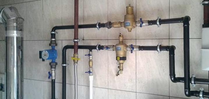Сепараторы в системе отопления