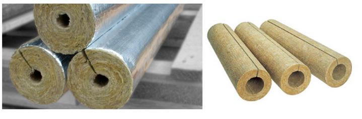 Минеральные ваты для теплоизоляции труб