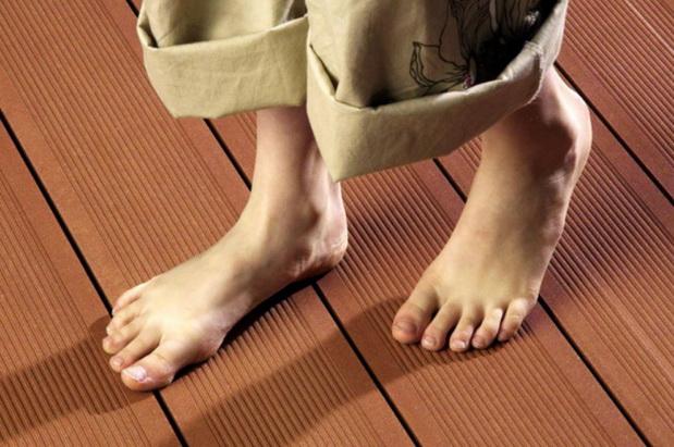 В теплом полу должны быть экологичные материалы