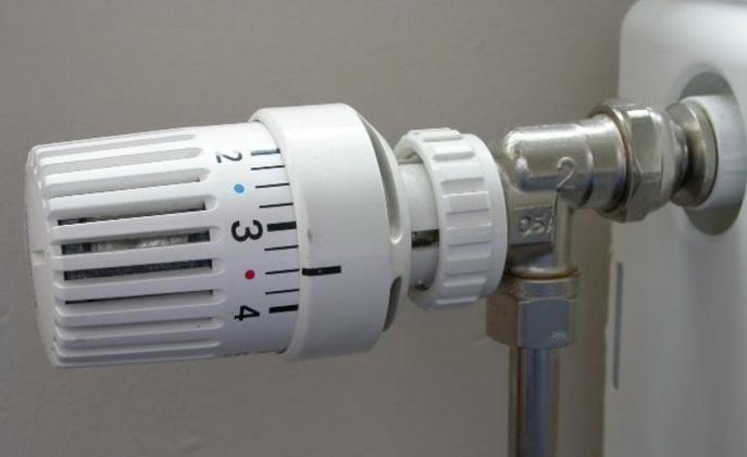 Головка для настройки радиаторов