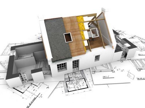 Проект дома поможет с выбором котла