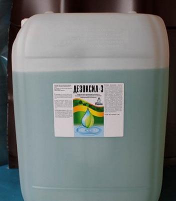 Химия для промывки системы отопления