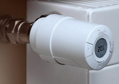 Автоматическая термоголовка