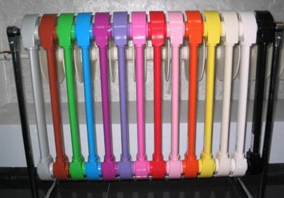 радиатор может быть цветным