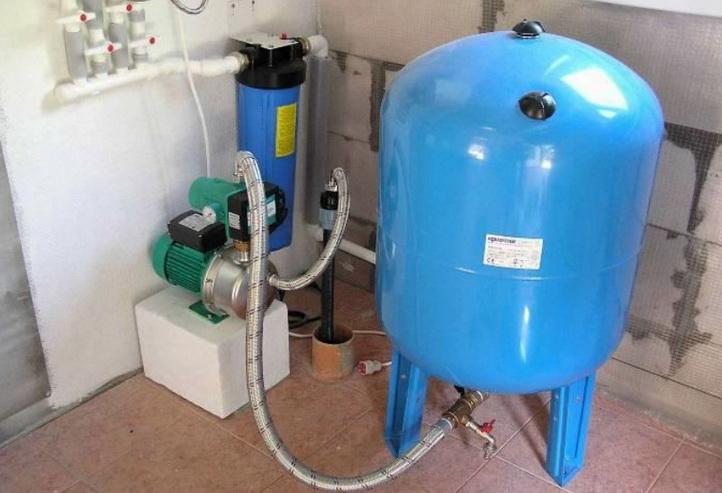 Накопительный бак для холодной воды, как выбрать и установить