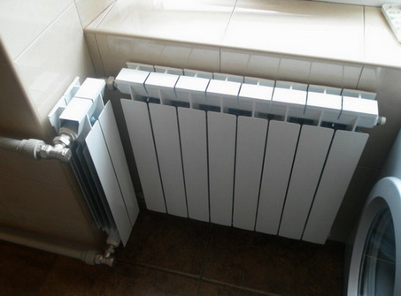 Радиаторвы в квартире