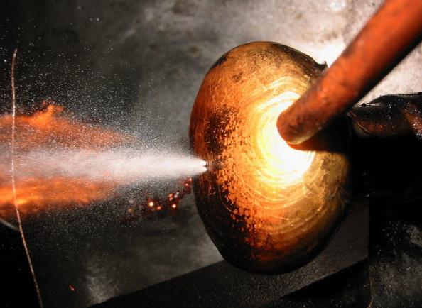 сжигание отработанного масла