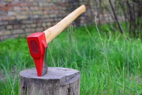 выбранный колун для дрова
