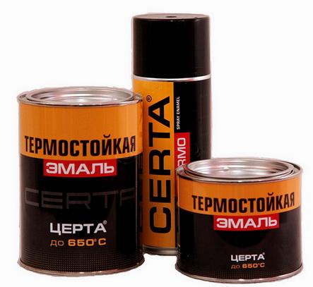 Применение термостойкой краски — чем красить печи, радиаторы и др.