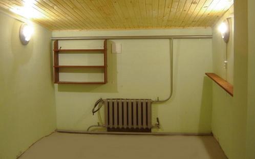 Отопление гаража радиатором