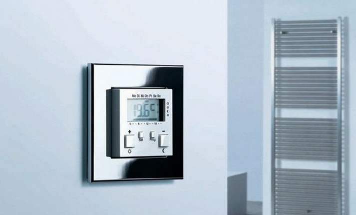 Как регулируют температуру