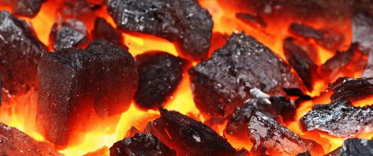 Горение угля, как им топить, длительное сжигание